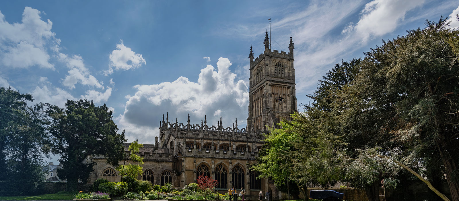 Cheltenham Bach Choir perform St John Passion at Cirencester Parish Church on 30 March 2019