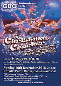 Christmas Cracker Concert 2018