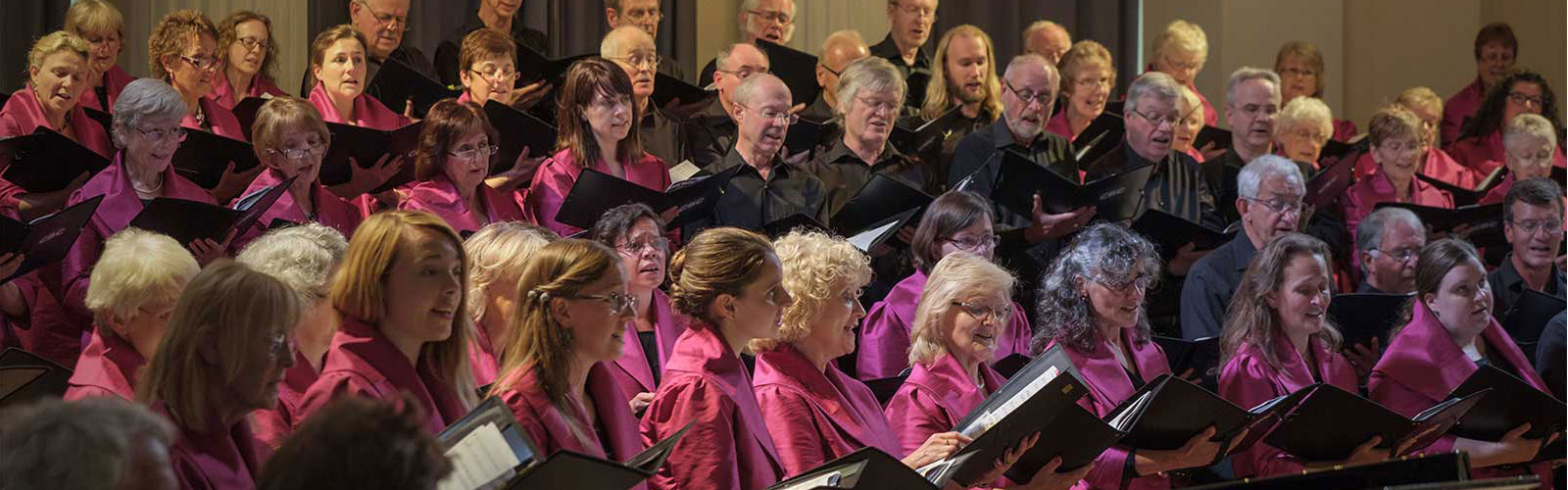 Cheltenham Bach Choir perform choral concerts at Cheltenham Town Hall